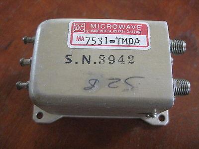 Ma-com Pn Ma7531-tmda Radio Frequency Switch Microwave Device New