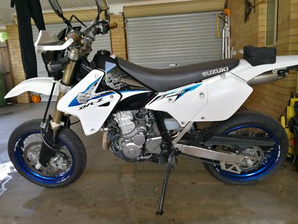 2010 DRZ400SM