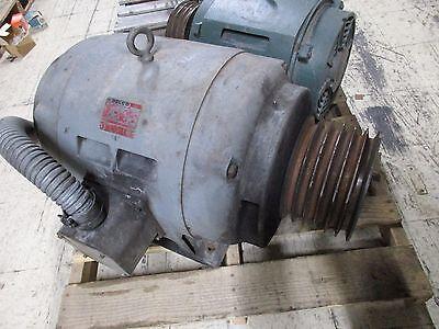 Delco Ac Motor B-4619 75hp 1770rpm 208-220440v 186-17487a 405u Frame 3ph Used