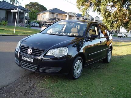 2006 Volkswagen Polo 5 Door 9N - Full year rego- VW Golf extras Greenacre Bankstown Area Preview