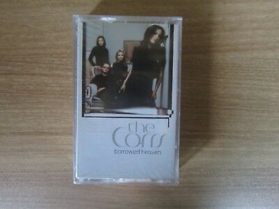 The Corrs ‎– Borrowed Heaven Korea Edition New Cassette Tape