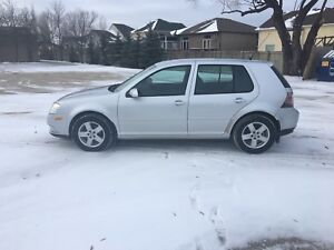 2008 Safetied  VW Golf City  2 sets of tires and rims $5750