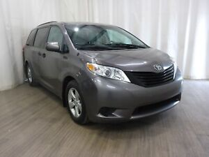 2013 Toyota Sienna LE V6 8 Passenger No Accidents 1 Owner Local