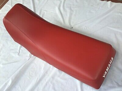 Yamaha WARRIOR 350 1987-2004 YFM 350 Brand New **Red** Seat Cover C45, usado comprar usado  Enviando para Brazil