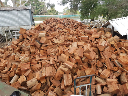 JARRAH FIREWOOD TOP QUALITY PRICES INCLUDE DELIVERY