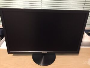 "Asus 24"" flat screen monitor"