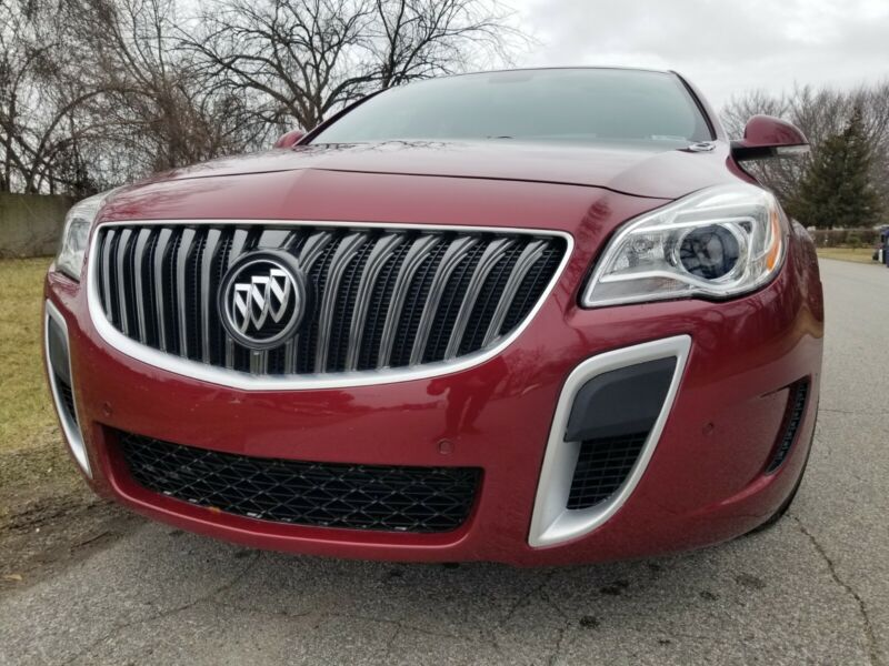 Image 1 Voiture American used Buick Regal 2017