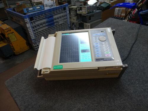 Soltec Falcon TA220-3608 8 Ch Data Acquisition Recorder w/ Color Touch Screen