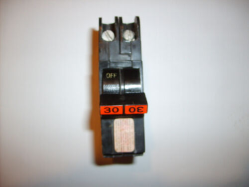 30 AMP Federal Pacific FPE  2 Pole type Nc Stab-Lok