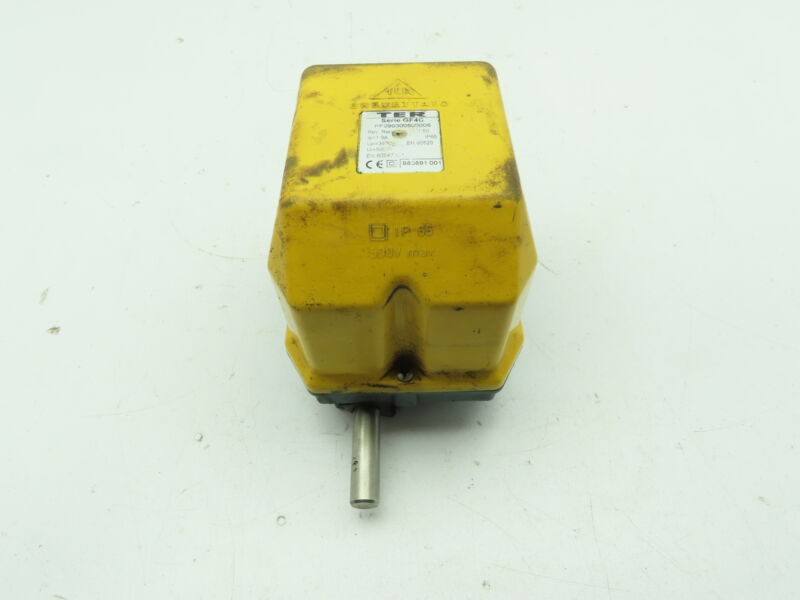 Brevettato GF4C TER 1:50 Rotary Limit Switch IP65 4 Set of Contacts