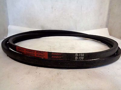 New Bando Power King B150 V-belt