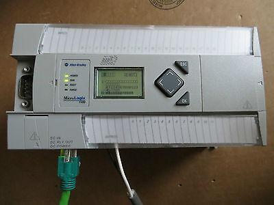 Allen Bradley Micrologix 1400 Processor 1766-l32bxbb Wenet Lnc 2012