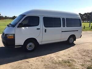 1998 Toyota Hiace  slwb Van/Minivan Surrey Hills Boroondara Area Preview