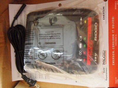 Ridgid 43458 18v Advanced Li-ion Battery Charger
