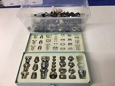 Water Faucet Mix LOT Replacement Spigot Adapters Kit Seals filters Plumbing Mix