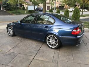 BMW E46 330i ZHP 6SPD SUPERCHARGED PART OUT