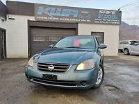 2002 Nissan Altima PRICED TO SELL Kamloops British Columbia Preview