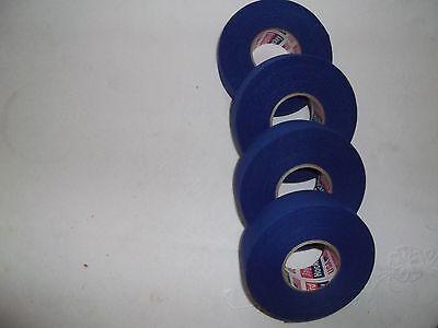 BLUE ATHLETIC TAPE   4 rolls   1