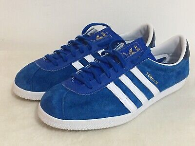 "Adidas London trainers Uk 🇬🇧 10 "" Dead Stock 2011 ! Very Rare !"