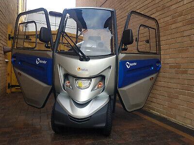 Abilize Kondor Cabin Mobility Scooter Heater / Fan / Reversing Camera.CABIN CAR