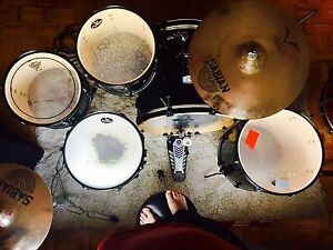 Pearl Export 5 piece shell pack