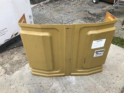 Order Picker Forklift Plastic Back Cover 150-opc30t-t Raymond