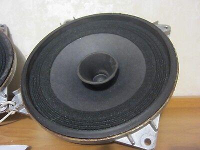 10GD-36K 20 kHz 8 inch 4Om PAIR of USSR Full Range Speakers 10GDSH-1-4 15W