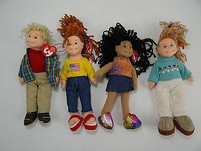 Ty Teenie Beanie Boppers Doll lot