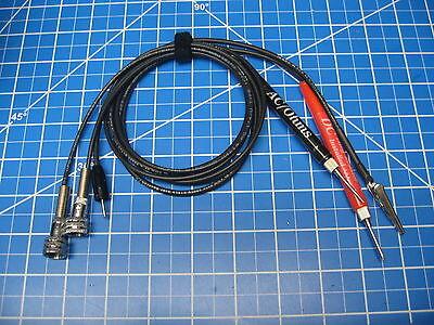 Custom Vtvm Probe Set - Assembled - For Simpson 303 Vtvm