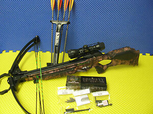 BARNETT-WILDCAT-C5-PINK-CAMO-CROSSBOW-with-4X32-SCOPE-18074-NEW-2014