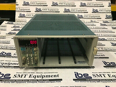 Tektronix Tm 504 Chassis Wdc 503a Universal Countertimer Warranty Included