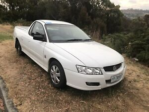 2004 Holden Commodore 6 Sp Manual Utility