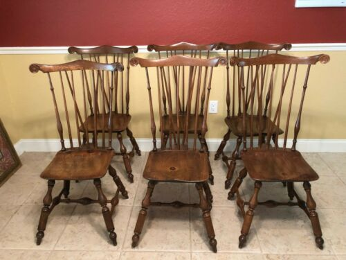 Wallace Nutting Chairs - Antique