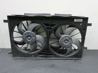 2008 JEEP PATRIOT 2.0 CRD 4WD RADIATOR COOLING FAN 1115108VE
