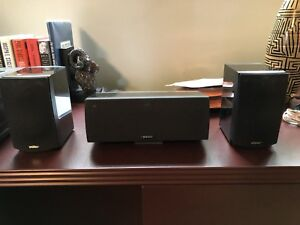 Surround Sound System - Energy & Sony