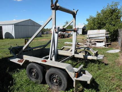 Cable/Pipe Trailer