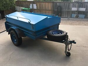 Box trailer with tradesman top Redbank Plains Ipswich City Preview