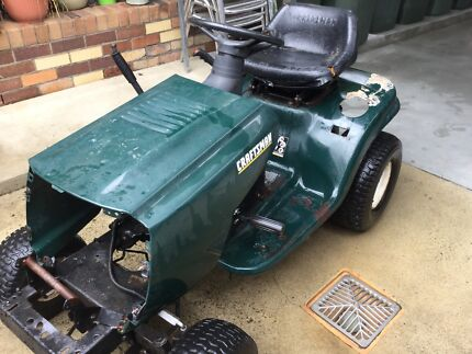 Craftsman Ride On Mower For Parts
