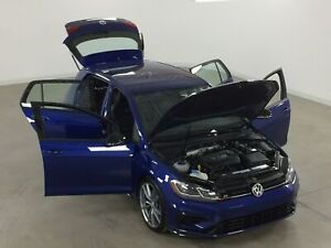 2018 Volkswagen Golf R 4Motion GPS*Cuir*Camera Recul* DSG