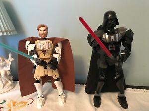 Star Wars LEGO action figures