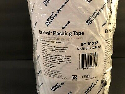 Dupont Flashing Tape 9 X 75 New Roll For Windows And Doors