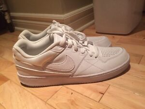 Air Force 2 White Size 10.5