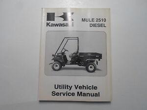 Mule Af450 Manual