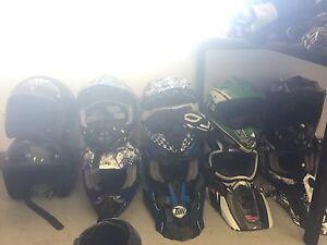 Motorcycle helmets Bendigo Bendigo City Preview