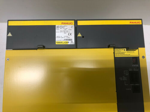 Fanuc A06b-6120-h075 Power Supply Fully Refurbished!!! Exchange Only