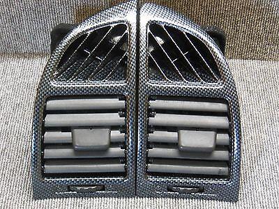 1995 1997 Honda Prelude BB7 BB6 BB8 Carbon Dipp AC Heater Dash Airvent JDM OEM