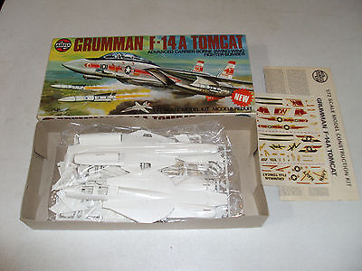 AIRFIX GRUMMAN F-14A TOMCAT IN 1/72 SCALE
