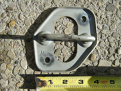 Olds Pontiac Chevy Hood Latch Striker Lock Catch 99 05 Grand AM 97 05 Malibu OEM