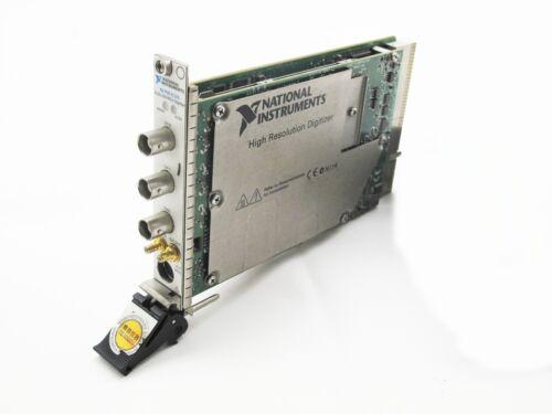 National Instruments NI PXI-5124 150 MHz, 200 MS/s, 12-Bit PXI Oscilloscope