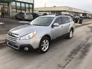 2014 Subaru Outback Limited 3.6R Eyesight Navi